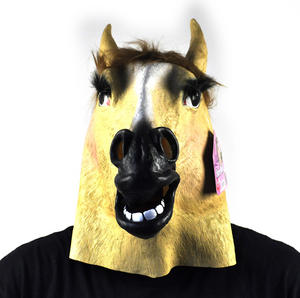 Lady Horse - Lifesize Head Mask Thumbnail 5