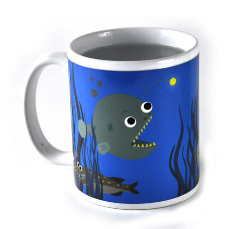 Under the Sea - Heat Change Morph Mug