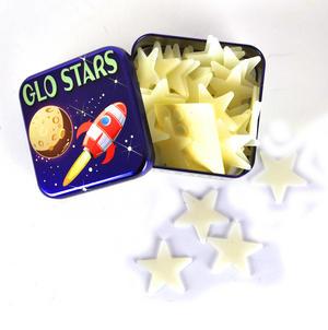 Glo Stars - Tin Of Glow Stars Thumbnail 2