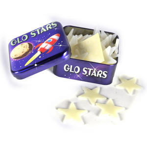Glo Stars - Tin Of Glow Stars Thumbnail 3