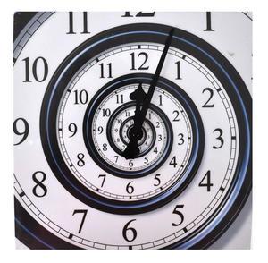 Infinite Spiral Wall Clock Thumbnail 3