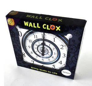 Infinite Spiral Wall Clock Thumbnail 5
