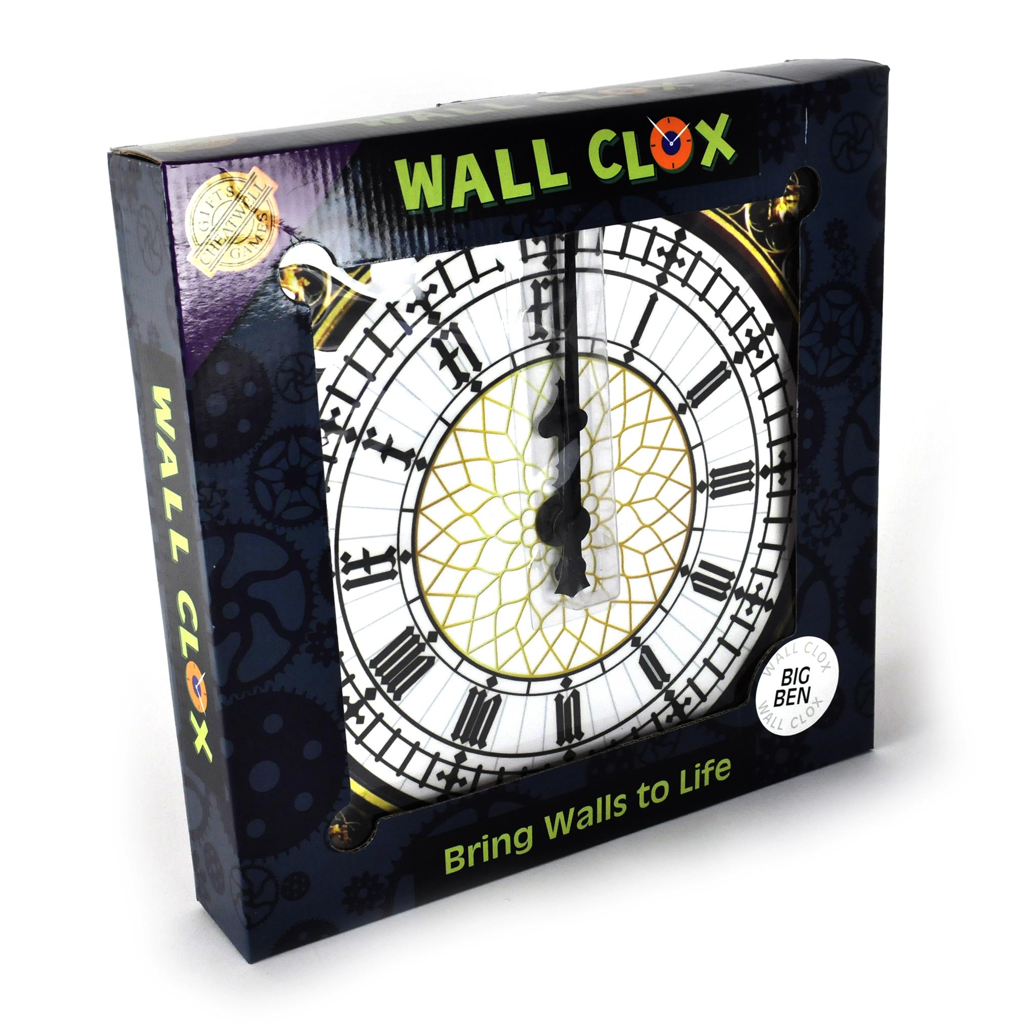 Big Ben Wall Clock | Pink Cat Shop