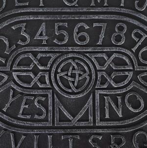 "Ouija Board - Prestige 41cm / 16"" Spirit Board Rectangle Edition With Plate Glass Thumbnail 1"