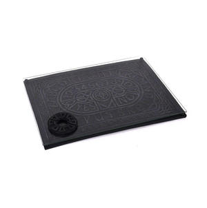 "Ouija Board - Prestige 41cm / 16"" Spirit Board Rectangle Edition With Plate Glass Thumbnail 4"