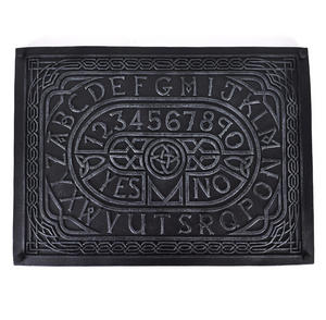 "Ouija Board - Prestige 41cm / 16"" Spirit Board Rectangle Edition With Plate Glass Thumbnail 6"