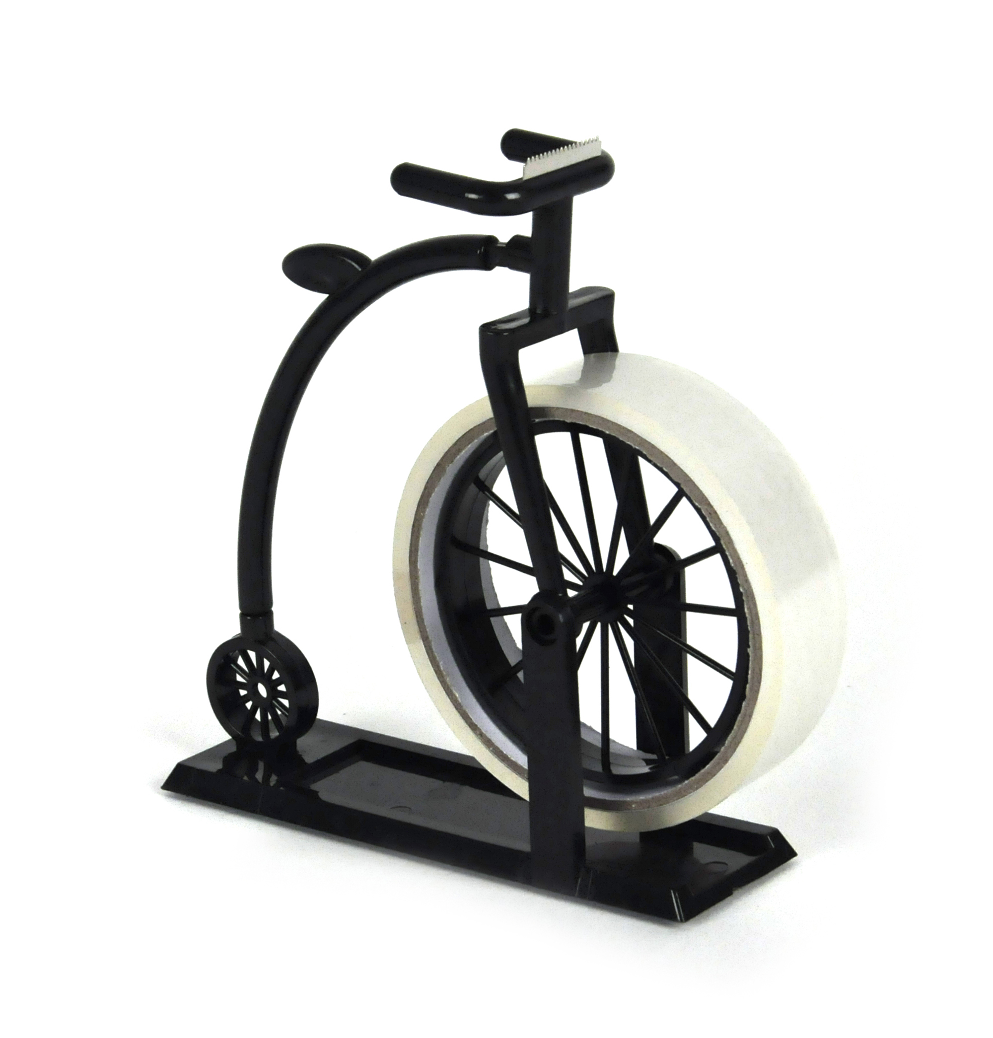 Penny Farthing Bicycle Tape Dispenser   Pink Cat Shop