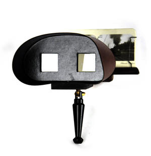 Stereoscope - Hemispherium Antique Panorama Viewer Thumbnail 4