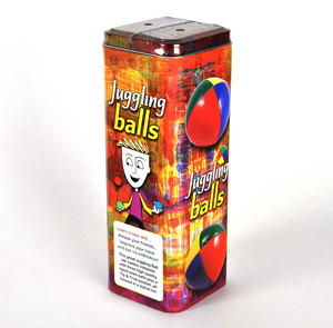Professional Juggling Balls Set Thumbnail 2