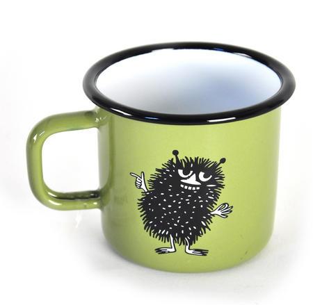 Stinky - Junior  2.5cl Moomin Muurla Enamel Mug