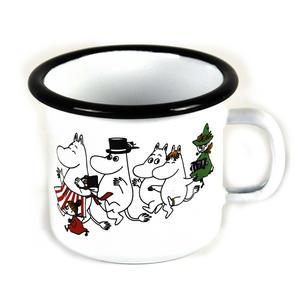 Moomins -  Junior  2.5cl Muurla Enamel Mug Thumbnail 1