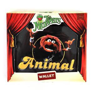 Animal Muppets Black Wallet Thumbnail 2