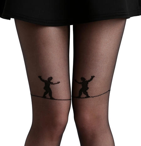 Tightrope Walker - Pamela Mann Tights