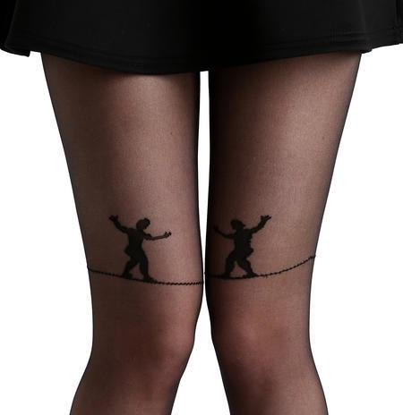 Tightrope Walker - Pamela Mann Tights