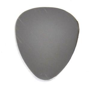 Silver Plate Guitar Plectrum Thumbnail 2