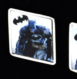 Batman Cufflinks - Dark Knight Thumbnail 1