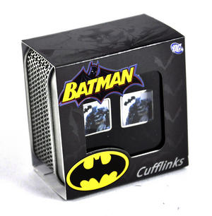 Batman Cufflinks - Dark Knight Thumbnail 3