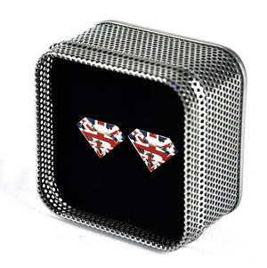 Cufflinks - Superman Britannia Thumbnail 1