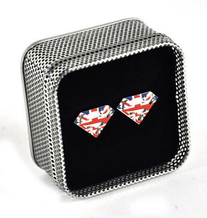 Cufflinks - Superman Britannia Thumbnail 2
