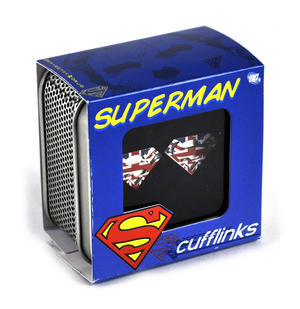 Cufflinks - Superman Britannia Thumbnail 3