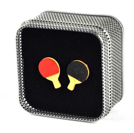 Cufflinks - Table Tennis