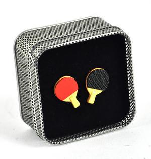 Cufflinks - Table Tennis Thumbnail 2