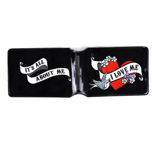 I love me / It's all about Me Tattoo Art - Oyster Travel Card / Credit Card Holder Thumbnail 3