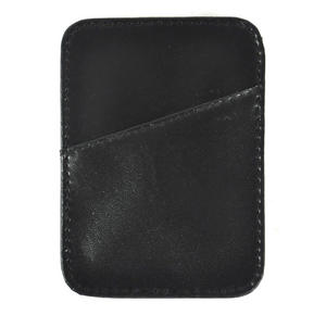 Leather Credit Card Money Clip Wallet Thumbnail 3