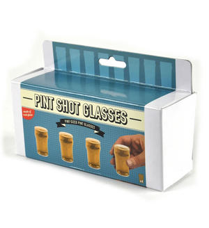 Pint Shot Glasses Thumbnail 1