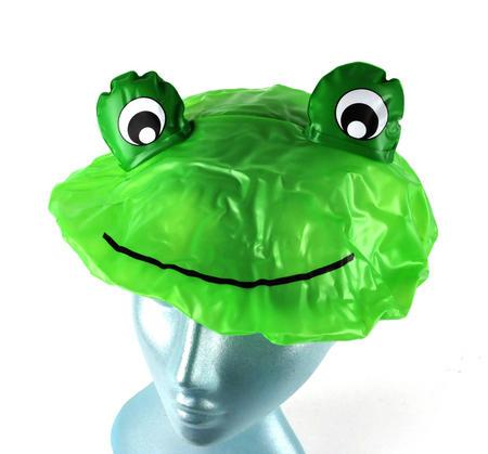 Crazy Frog Shower Cap / Swim Cap