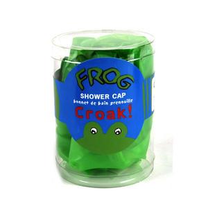Crazy Frog Shower Cap / Swim Cap Thumbnail 2