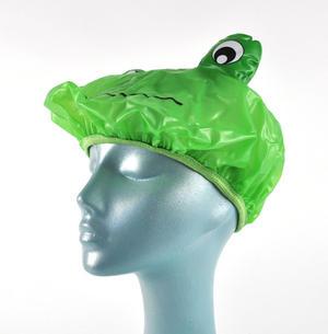 Crazy Frog Shower Cap / Swim Cap Thumbnail 4