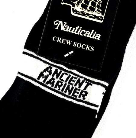Ancient Mariner Socks