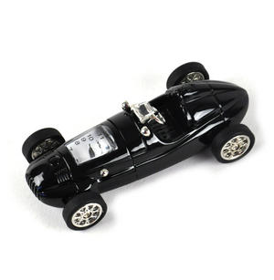 Vintage Classic Racing Car Quartz Clock Thumbnail 2