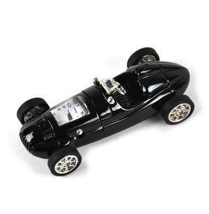 Vintage Classic Racing Car Quartz Clock Thumbnail 2