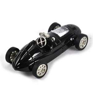 Vintage Classic Racing Car Quartz Clock Thumbnail 5