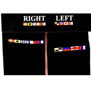 Code Flag Socks Thumbnail 2