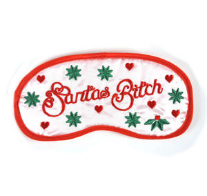 Santa's Bitch Sleep / Eye Mask Thumbnail 1