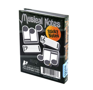 Musical Notes - Sticky Notes Thumbnail 2