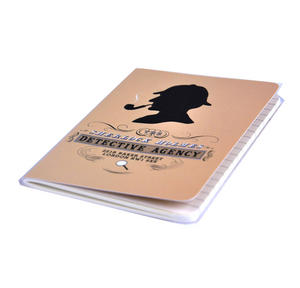 Sherlock Holmes Passport Pocket Notebook Thumbnail 2