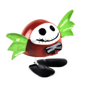 Happy Zombie - Springy Spooky Wobbler Thumbnail 2