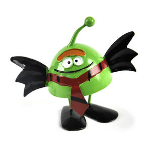Alien Bat - Springy Spooky Wobbler Thumbnail 3