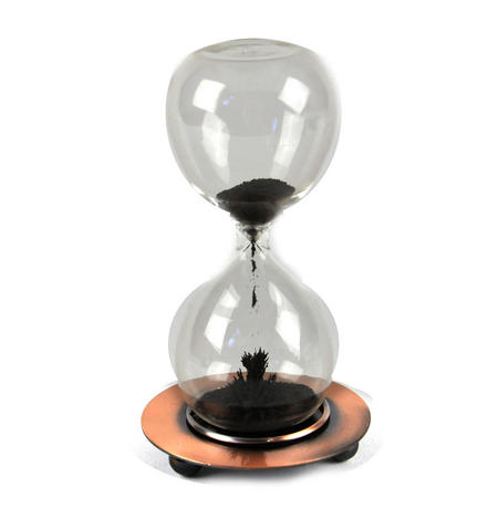 Magnetic Sculpture Sand Timer