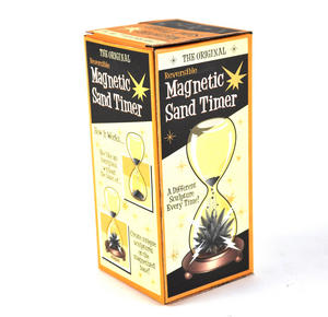 Magnetic Sculpture Sand Timer Thumbnail 3