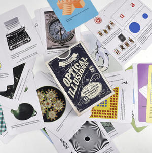 Optical Illusions - Large Format Card Set Thumbnail 1