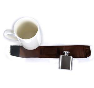 Extra Shot Coffee Mug - Mug with Strap-on Hip Flask Thumbnail 2