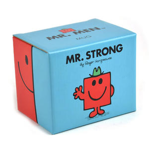 Mr Strong - Full Colour Mr Men And Little Miss Mug Collection Thumbnail 2