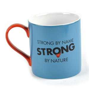 Mr Strong - Full Colour Mr Men And Little Miss Mug Collection Thumbnail 3