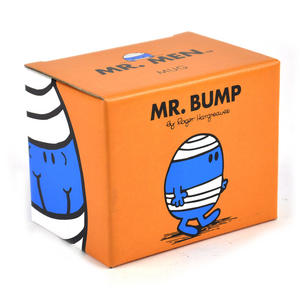 Mr Bump - Full Colour Mr Men And Little Miss Mug Collection Thumbnail 2