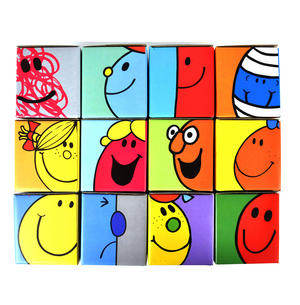 Mr Happy - Full Colour Mr Men And Little Miss Mug Collection Thumbnail 4